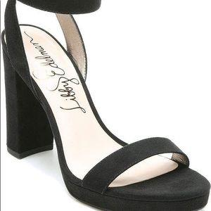 "Libby Edelman ""Le Amanda"" Black Pumps Heels"
